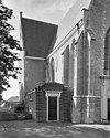 consistorie tegen oostgevel, noord-transept - haastrecht - 20099540 - rce