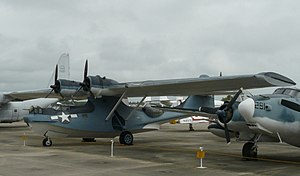 Consolidated PBY Catalina, Naval Aviation Museum, Pensacola, Florida.jpg