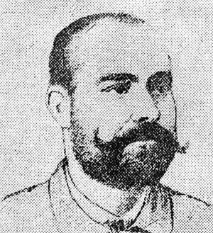 Constantin Mille - Constantin Mille ca. 1899
