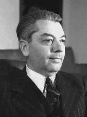 Constantin Vișoianu - Vișoianu in 1945