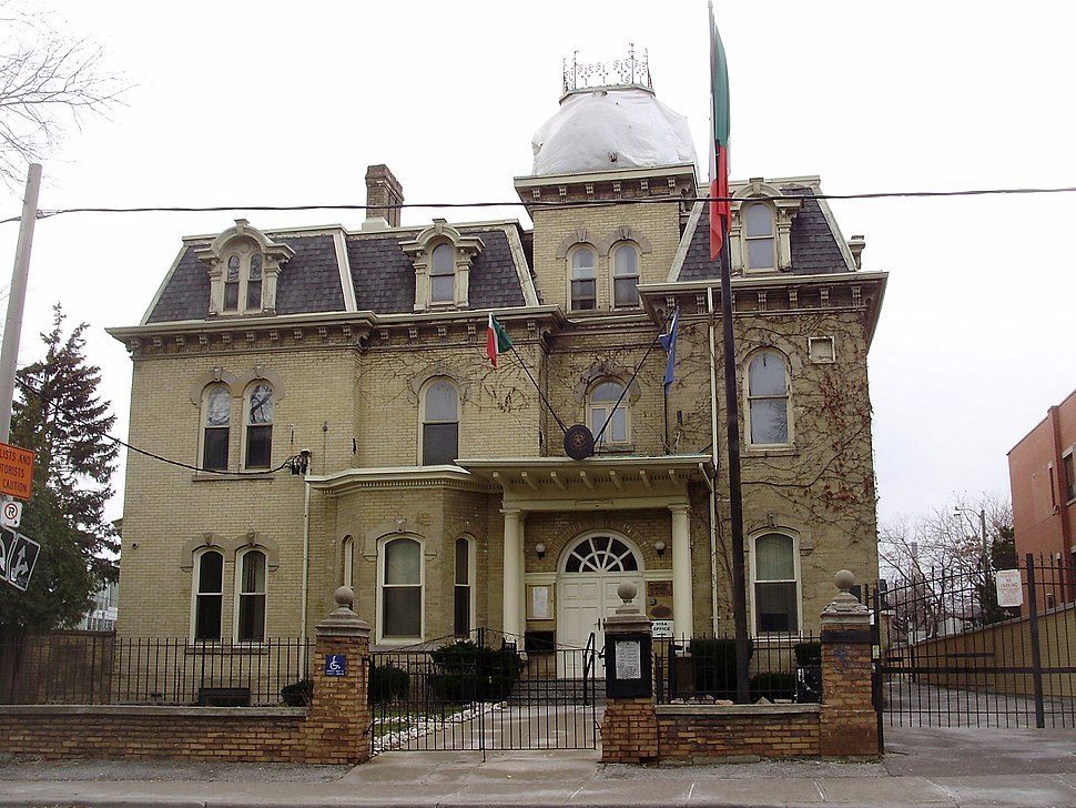 Consulate General of Italy in Toronto