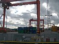Container Terminal, Tolka Quay Road, Dublin Port - geograph.org.uk - 1760209.jpg