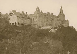 Rose Bay, New South Wales - Convent of the Sacred Heart (Kincoppal), c.1930s