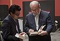 Conversando con Salman Rushdie, Museo de la Ciudad de Mexico (15265352019).jpg