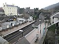 Conwy Station from Rosemary Lane - geograph.org.uk - 1167807.jpg