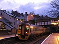 Conwy station at dusk - geograph.org.uk - 1073101.jpg