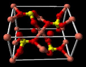 Sulfato de cobre (II)