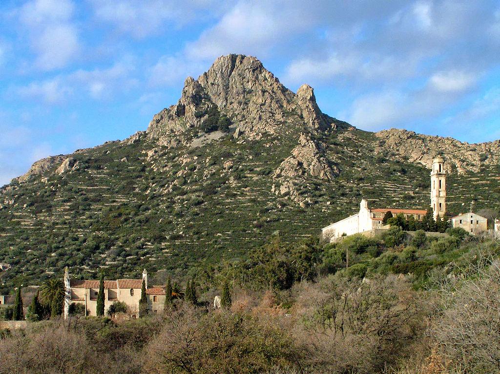 Corbara monte Sant'Angelo