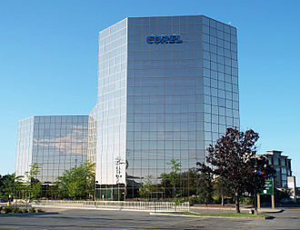 Corel - Corel headquarters in Ottawa
