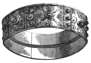 Iron Crown of Lombardy, kept in the Cathedral of Monza.