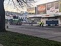 Coronavirus street desinfection in Doboj.jpg
