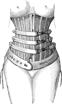 Corselet-sangle du Dr Vène.