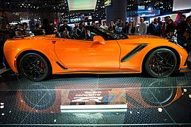 Corvette ZR1 at the New York International Auto Show NYIAS (27453369568).jpg