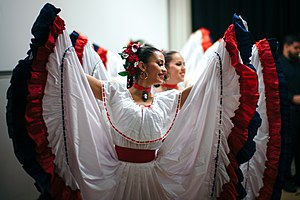 Music of Costa Rica - Costa Rican Dance Performance
