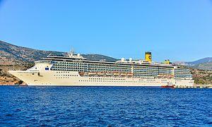 Costa Mediterranea - Image: Costamedarg