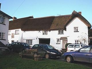 Iddesleigh Human settlement in England