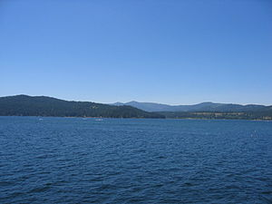 Idaho v. United States - Lake Coeur d'Alene, Idaho