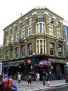 Cote Restaurant Sloane Square London Uk