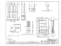 Courtview, 505 North Court Street, University of North Alabama Campus, Florence, Lauderdale County, AL HABS ALA,39-FLO,2- (sheet 13 of 17).png