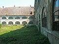 Courtyard view at former Stara Gradiska Prison.jpg