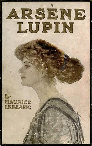 Cover-Arsene Lupin (Doubleday, 1909).jpg