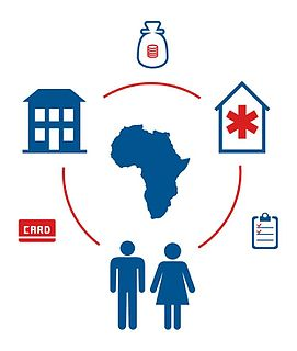 PharmAccess Foundation The PharmAccess Group is dedicated to affordable access to quality health care in Africa, by stimulating investments through partnerships with the private sector and government institutions.
