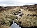 Cròm-allt Mòr approaching Carn Ghriogair watershed - geograph.org.uk - 1277514.jpg