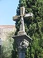 Creu del monument del Monestir de Sant Pere de Galligants.jpg