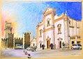 Croquis- Beja - Portugal (8102730912).jpg