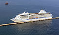 Cruise ship Seven Seas Mariner in Alanya harbor.jpg