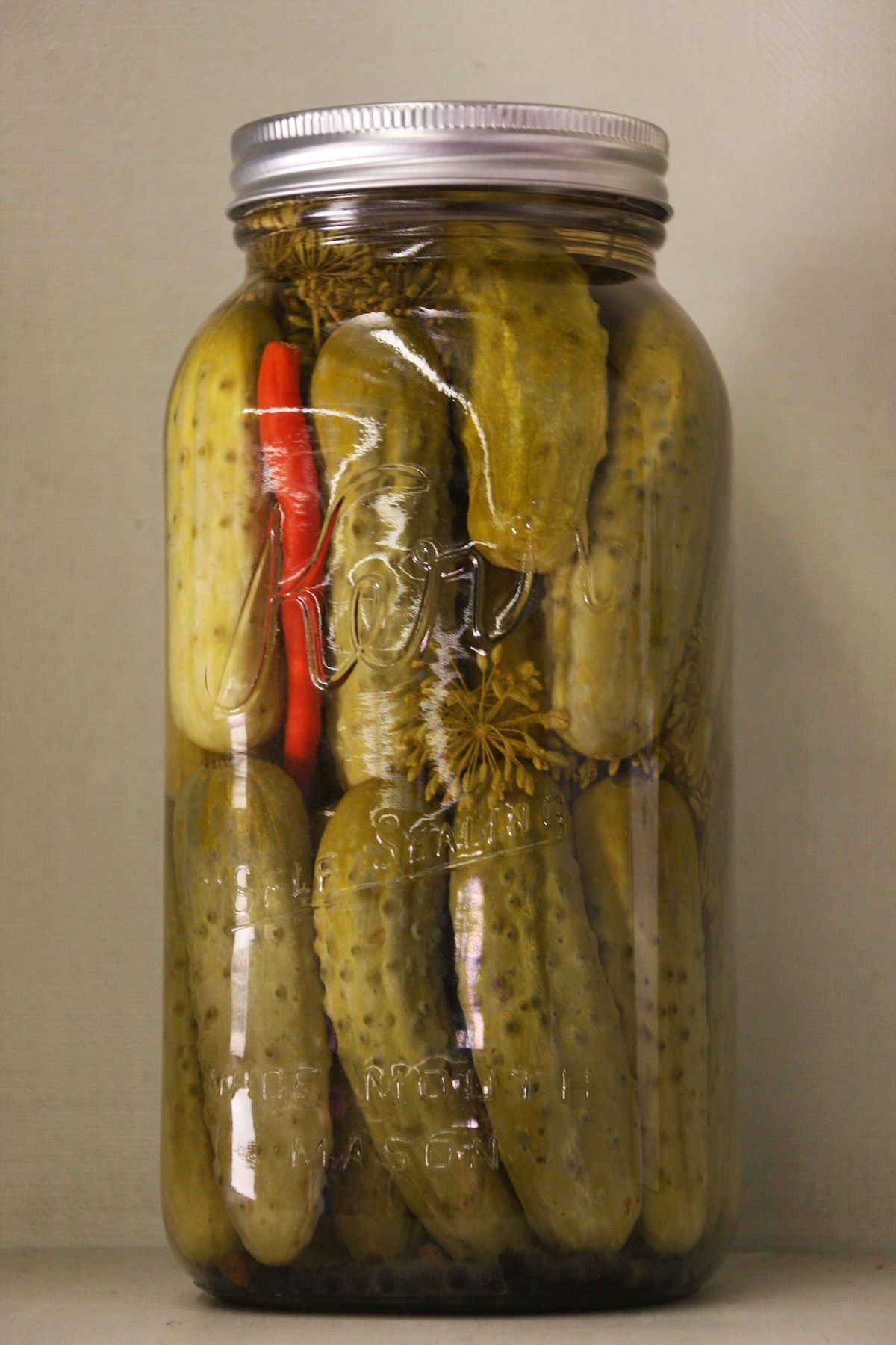 pickle - wiktionary