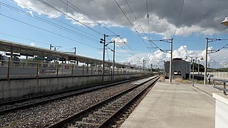 Cumaovası railway station railway station in İzmir