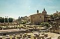 Curia Julia (ancient Senate House) in Rome, 2014 - panoramio.jpg