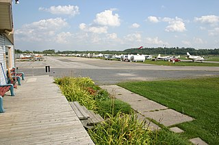 Ottawa/Rockcliffe Airport airport in Ontario, Canada