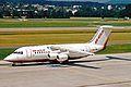 D-AWUE B.Ae 146-200 Air-Berlin(WDL Flugdienst) ZRH 19JUN03 (8547365961).jpg