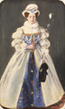 D. Maria Pia, Baile de Máscaras (1865) 01.png