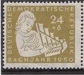 DDR-Briefmarke Bachjahr 1950 24+6 Pf.JPG