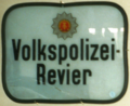 DDR volkspolizei revier sign.tif