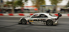 DTM car mercedes2006 Haekkinen racing.jpg