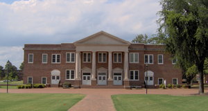 Campbell University - D. Rich Memorial Building