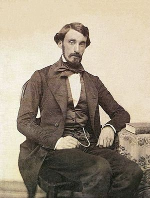 Bartolomé Mitre - Image: Daguerrotipobartolom mit