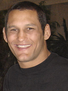 Dan Henderson American Olympic wrestler and mixed martial arts fighter