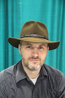Dan Wells (author) American horror writer