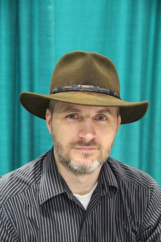 Dan Wells (author) - Image: Dan Wells 2015 National Book Festival (3)