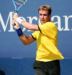 Daniel Gimeno-Traver at the 2010 US Open 03.jpg
