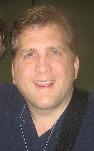 Daniel Roebuck - Roebuck in 2007 at Star Wars Celebration IV