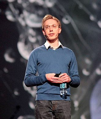 Daniel Tammet - Tammet speaking at a TED event in 2011