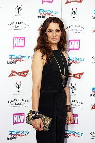 Danielle Cormack - Cormack in 2011