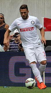 Danilo DAmbrosio Italian footballer