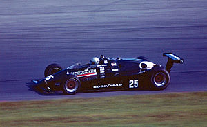 Danny Ongais - 1984 Champ Car
